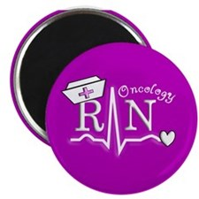 "Oncology Nurse 2.25"" Magnet (10 pack)"