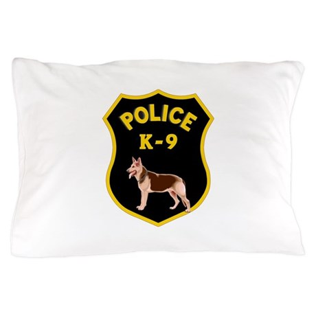 K9 Police Officers Pillow Case