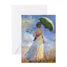 Monet Greeting Card