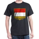 """Indonesia Flag"" T-Shirt"