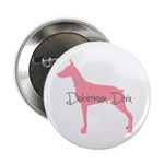 Diamonds Doberman Diva 2.25