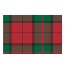 Tartan - Dunbar Postcards (Package of 8)