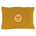 Sol de Mayo Pillow Case