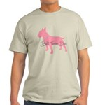 Diamonds Bull Terrier Diva Light T-Shirt