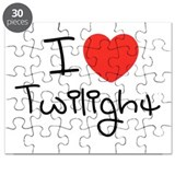 I heart Twilight Puzzle