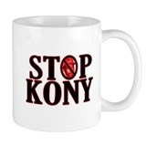 STOP KONY! Small Mugs
