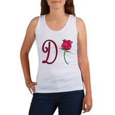 D Rose Women's Tank Top