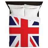London Queen Duvet Covers