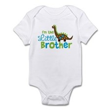 Dinosaur Little Brother Onesie