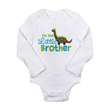 Dinosaur Little Brother Baby Outfits