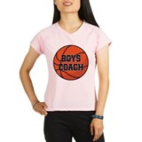 Boys Basketball Coach Gift Performance Dry T-Shirt