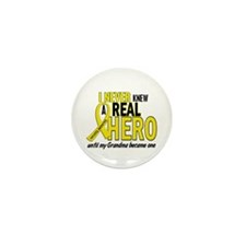 Real Hero Sarcoma Mini Button (100 pack)