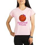 Basketball Princess Gift Performance Dry T-Shirt