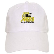 Real Hero Sarcoma Baseball Cap