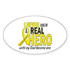 Real Hero Sarcoma Decal