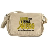 Real Hero Sarcoma Messenger Bag