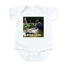 Mt. Cheaha State Park, AL Infant Bodysuit
