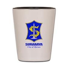 """""""Surabaya"""" Shot Glass"""