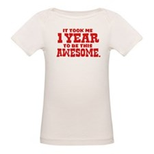 Funny One Year Old Tee