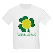 Personalized Irish Tennis Gift T-Shirt