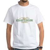 Kings Canyon National Park CA Shirt