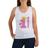 Number One Godmother Gift Women's Tank Top