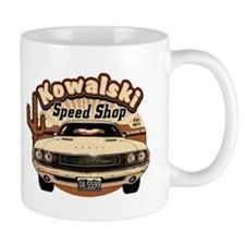 Kowalski Speed Shop Mug