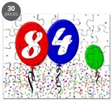 84th Birthday Puzzle