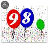 98th Birthday Puzzle