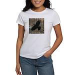 Street Art Crow Women's T-Shirt