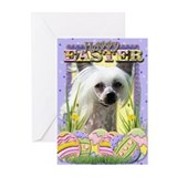 Easter Egg Cookies - Crestie Greeting Cards (Pk of