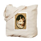Red Heeler/Australian Cattle Dog Tote Bag