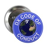 "Cute Dx code of conduct 2.25"" Button (100 pack)"