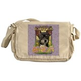 Easter Egg Cookies - Chihuahua Messenger Bag