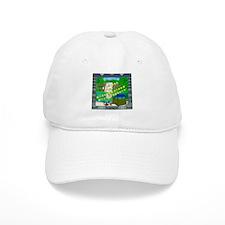 Baseball Cap ~ I am a Content Camper