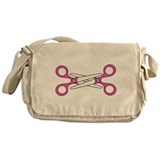 Scissoring Messenger Bag