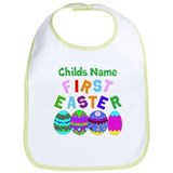 First Easter Bib
