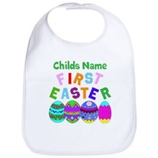 First Easter Bib