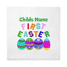 First Easter Queen Duvet