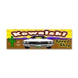 Kowalski Speed Shop - Color Car Magnet 10 x 3