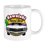 Kowalski Speed Shop - Color Small Mug