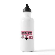 Drive Like A Girl Water Bottle