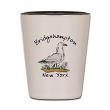 Bridgehampton, NY Shot Glass