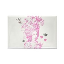MARIE ANTOINETTE Rectangle Magnet