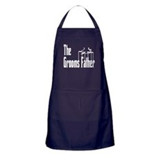 The Grooms father Apron (dark)