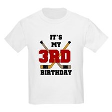 Cute Personalized hockey T-Shirt