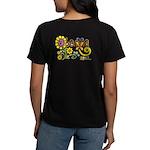Obama Garden Women's Dark T-Shirt