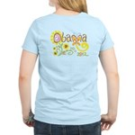 Obama Garden Women's Light T-Shirt