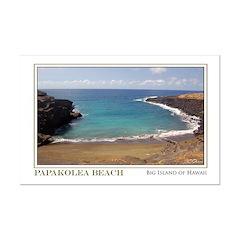 Papakolea Beach (11x17)