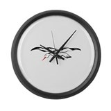 Cigogne Large Wall Clock